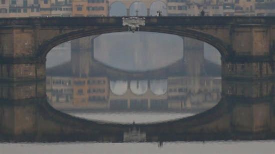 PONTE SULL' ARNO - Firenze (1657 clic)