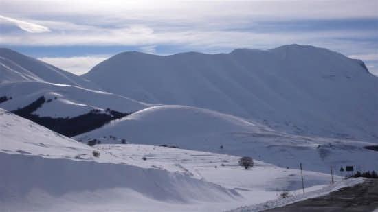 Gruppo del Monte Vettore - Norcia (2562 clic)