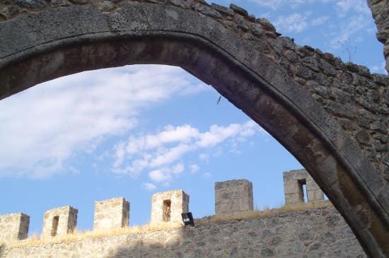 IL CASTELLO DI MUSSOMELI (2363 clic)