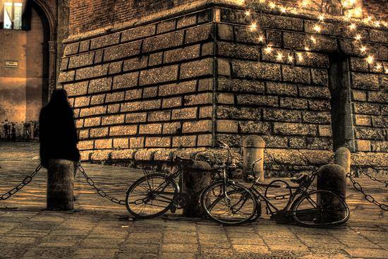 Bici e natale - Bologna (5766 clic)
