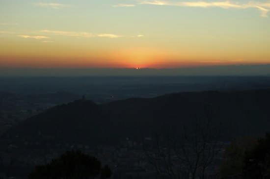 Tramonto a Como  (1477 clic)