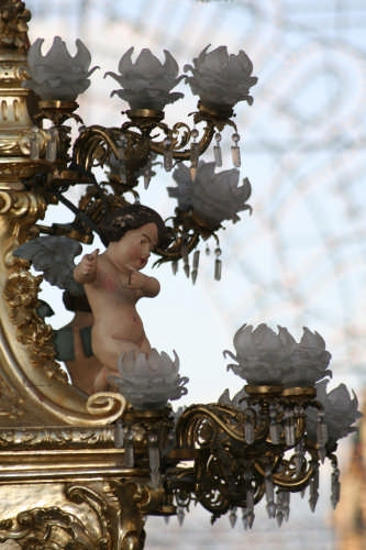 FESTA DI SANT'AGATA 2008 - Catania (5521 clic)