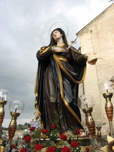 Settimana Santa - Mussomeli (5628 clic)