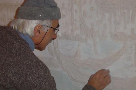 Un Artista  di Sorrento (2052 clic)