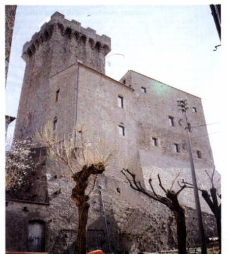 Castello Aldobrandesco - Arcidosso (2297 clic)