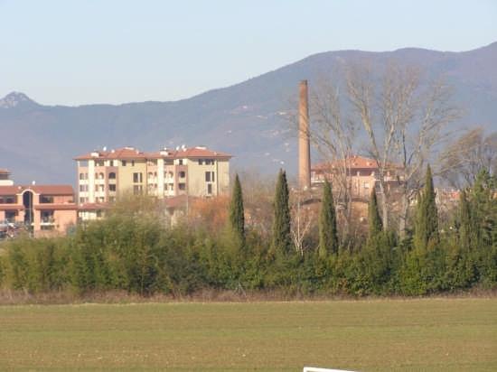 Panorama Fornace  Braccini - Pontedera (4304 clic)