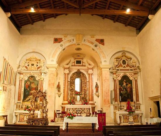 Chiesa di S.Valentino - Bussolengo (3998 clic)