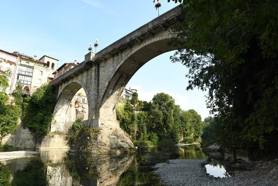 Ponte del diavolo - Cividale del friuli (836 clic)
