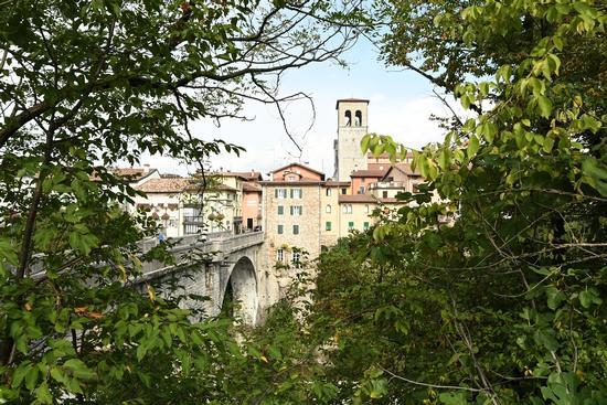 Ponte del diavolo - Cividale del friuli (613 clic)