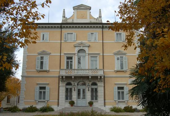 Villa Chiozza a Scodovacca - Cervignano del friuli (3189 clic)