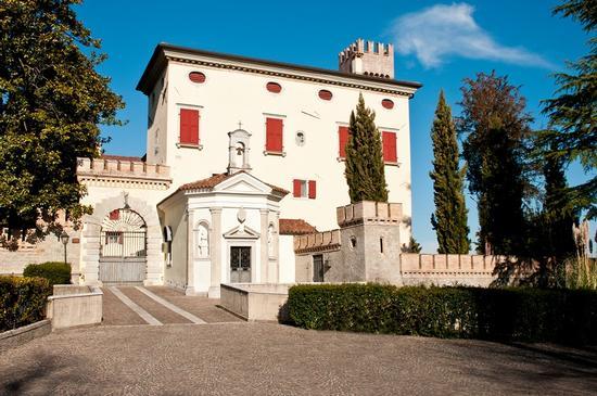 Saciletto - il Castello - Ruda (3281 clic)