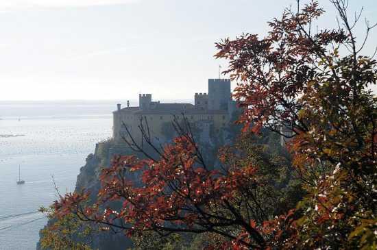Castello di Duino (2660 clic)