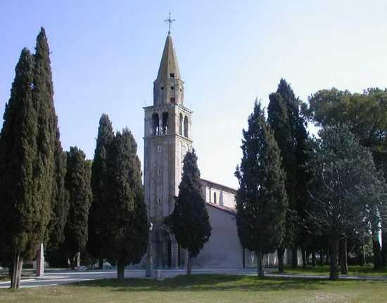 Chiesa di S.Lorenzo - Fiumicello (2827 clic)