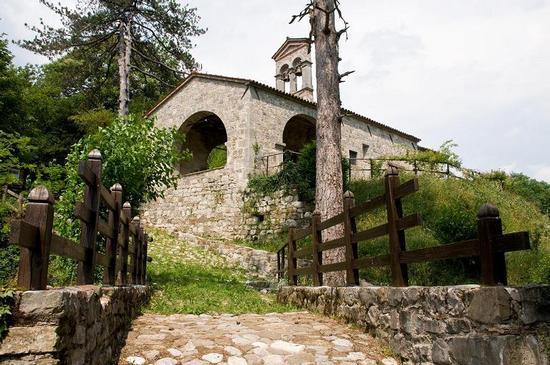 Cergneu Chiesetta di Santa Maria Maddalena - Nimis (3332 clic)