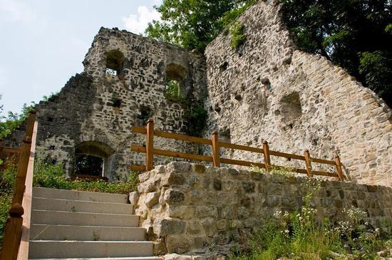 Cergneu Ruderi del Castello - Nimis (3241 clic)