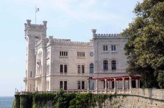 Castello di Miramare - Trieste (3301 clic)