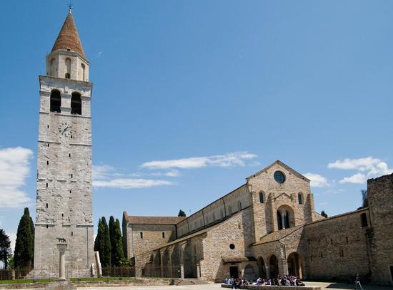 la Basilica - Aquileia (3896 clic)