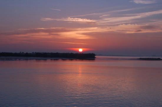 tramonto - Grado (2782 clic)