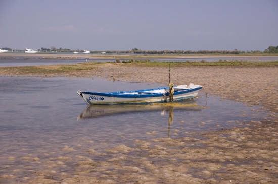 in attesa della marea - Grado (2770 clic)