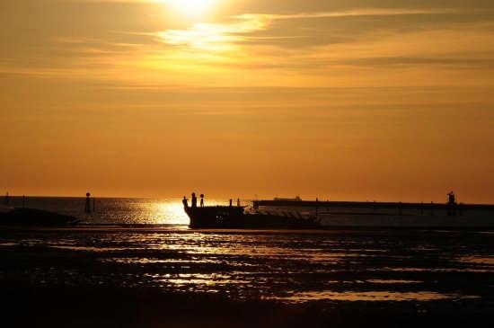 sinfonia di un tramonto - Grado (2805 clic)