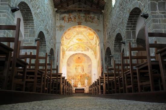 abbazia di rosazzo - Manzano (3922 clic)