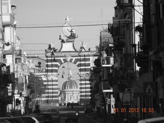Cupola della cattedrale S.Agata - Catania (1153 clic)