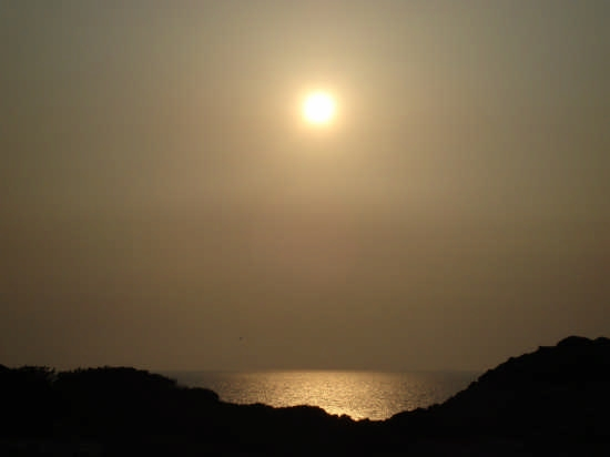 tramonti marini - Sant'antioco (5072 clic)