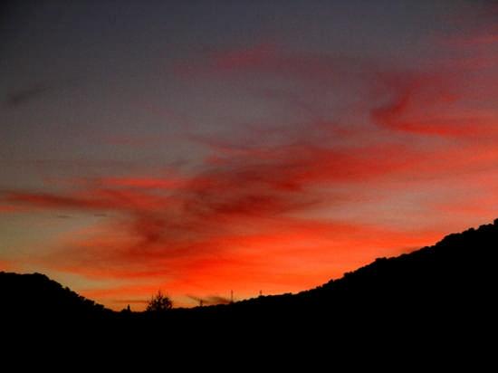 tramonto - Ficarra (3230 clic)
