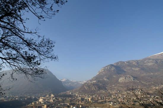 Chatillon e la Valtournenche (4572 clic)