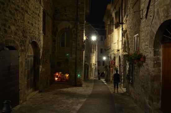 Passeggiando x le strade di Assisi (3046 clic)