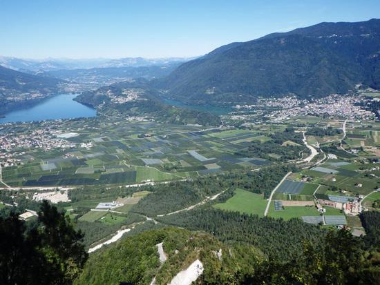 Panorama della Valsugana - Levico terme (980 clic)