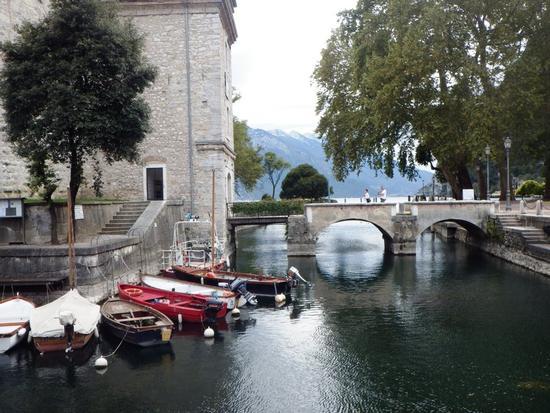 Colori sul Lago - Riva del garda (1443 clic)