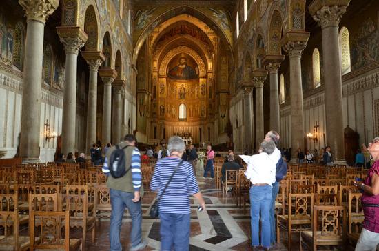 La Cattedrale di Monreale (2081 clic)