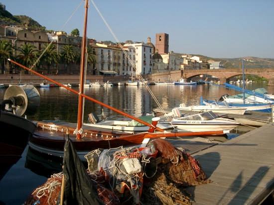 Bosa - fiume Temo (4943 clic)