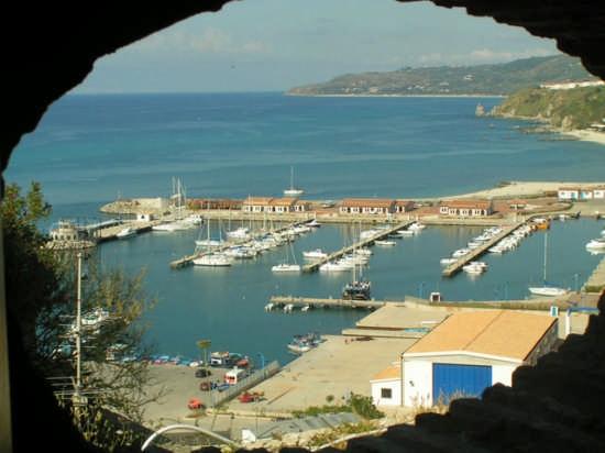 Vista del Porto - Tropea (2524 clic)