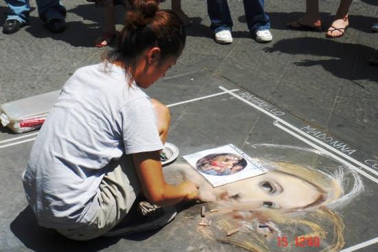 Firenze : arte dovunque ! (2588 clic)