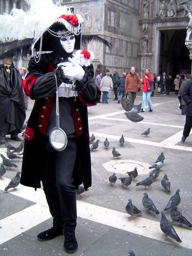 Venezia- Carnevale (3836 clic)