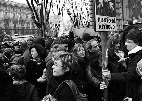punto di ritrovo - Milano (2373 clic)