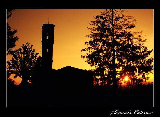 la chiesa di campagna - Turbigo (2633 clic)