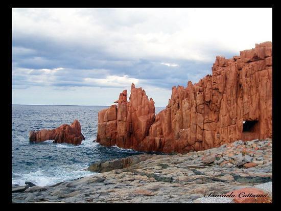 le rocce rosse di arbatax (3412 clic)