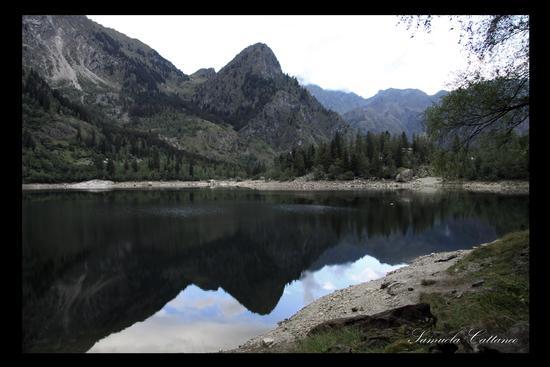 Lago D'Antrona - Val d'ossola (2634 clic)