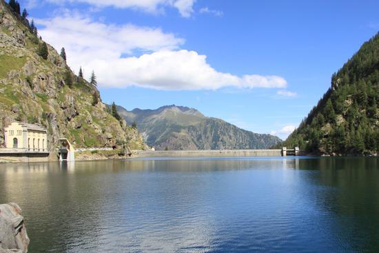 la diga - Val d'ossola (3617 clic)