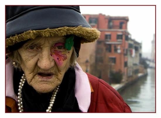 carnevale senza età - Venezia (4398 clic)