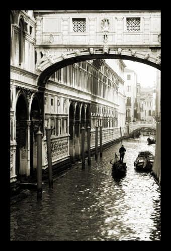 ponte dei sospiri - Venezia (1840 clic)