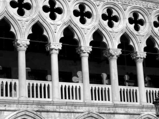 particolare el palazzo ducale - Venezia (1645 clic)