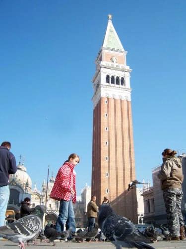 campanile di s.marco - Venezia (1238 clic)