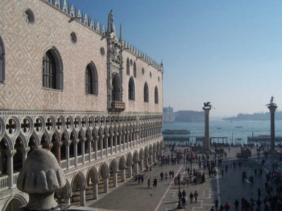 palazzo ducale  - Venezia (1713 clic)
