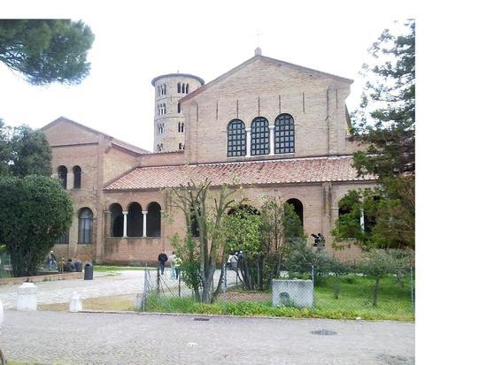 Basilica di Sant' Apollinare in Classe- - Ravenna (1787 clic)