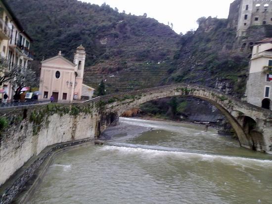 PONTE DI DOLCE ACQUA LIGURIA - Dolceacqua (3391 clic)