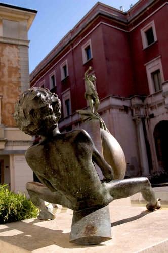 fontana di piazza delle poste - Vicenza (4190 clic)